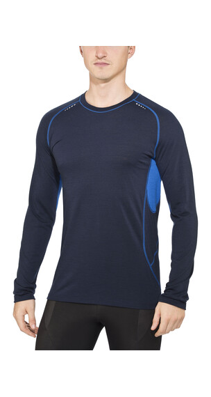 Smartwool PhD Ultra Light Long Sleeve Men Deep Navy